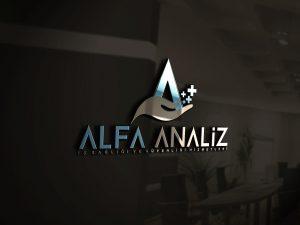 Alfa Analiz İş Sağlığı ve Güvenliği Hizmetleri 3D Logo